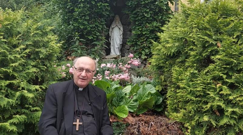Pozdrav arcibiskupa Graubnera ke Světovému dni prarodičů a seniorů