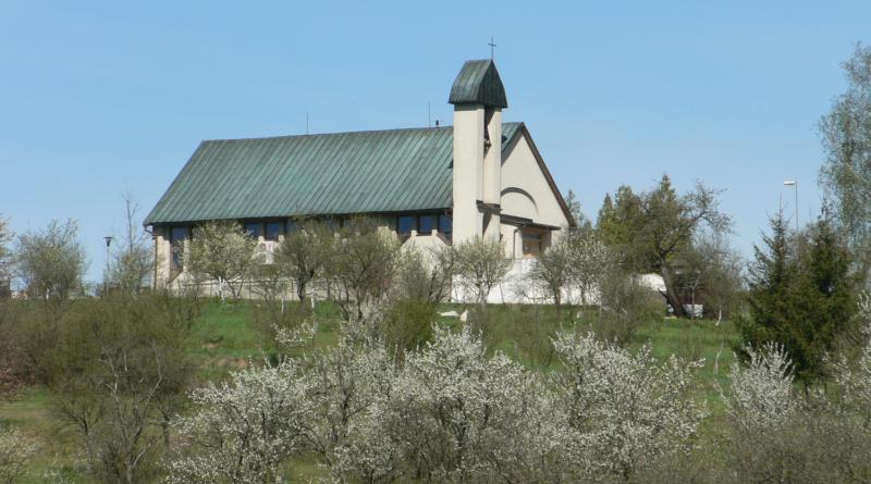 Pozvánka na 30.výročí posvěcení kostela vDrnovicích