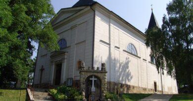 Pozvánka na oslavy 760 let od první zmínky o obci  Újezd