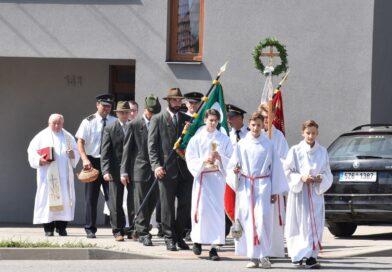 Foto zoslavy vLoučce